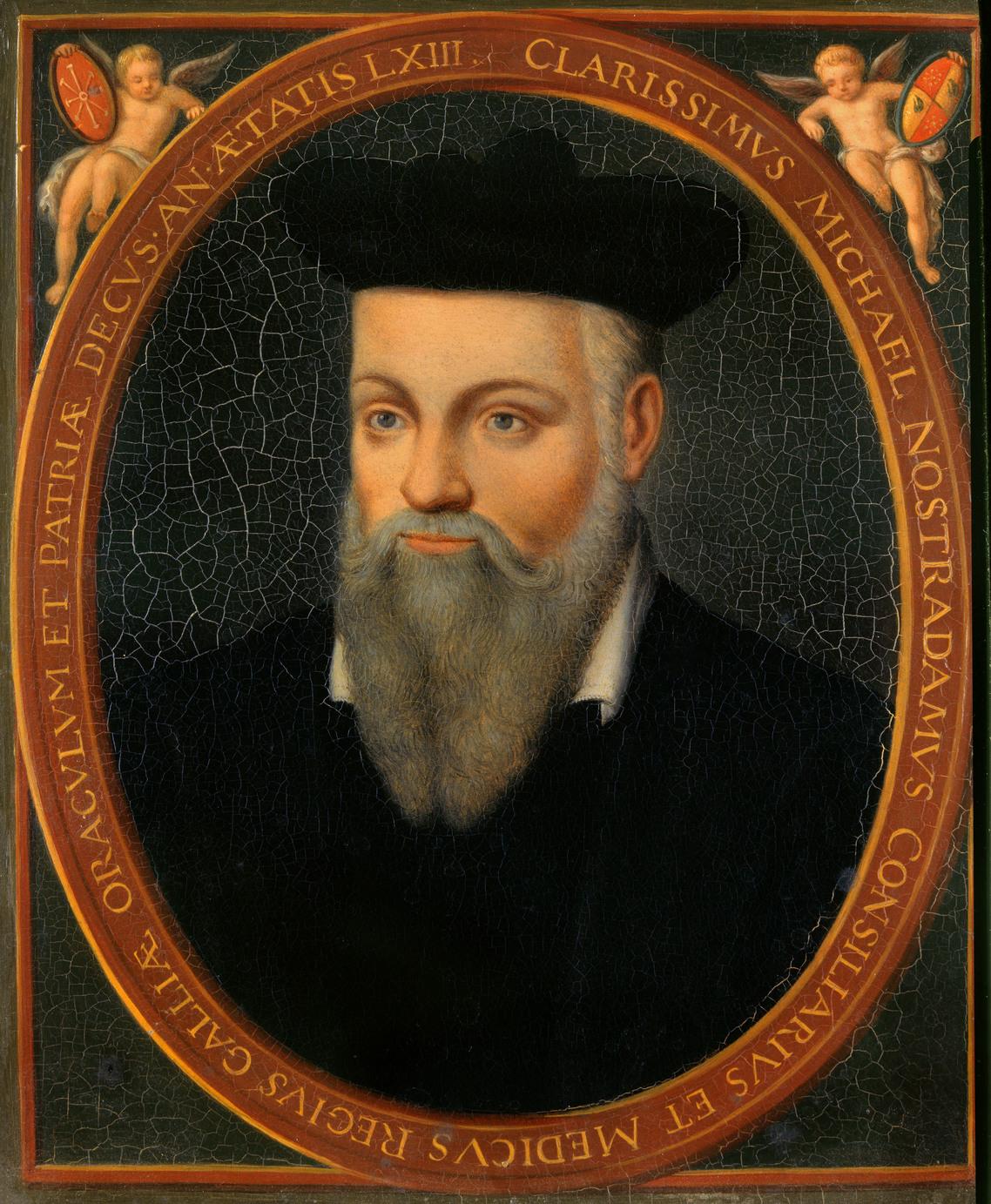 Nostradamus: a pestisdoktorból lett jövendőmondó
