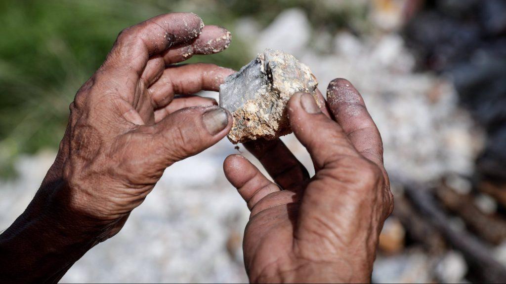 Illegális aranybányászokat tartóztattak le