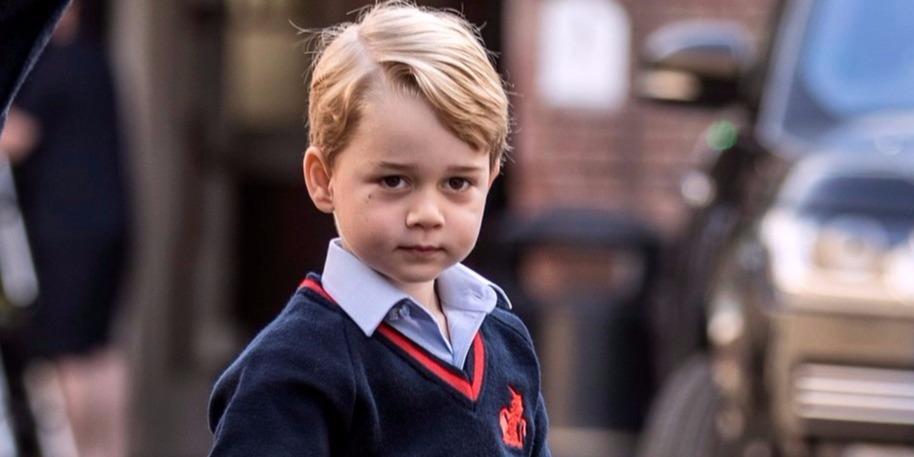 György herceg igazán különleges születésnapi ajándékot kap
