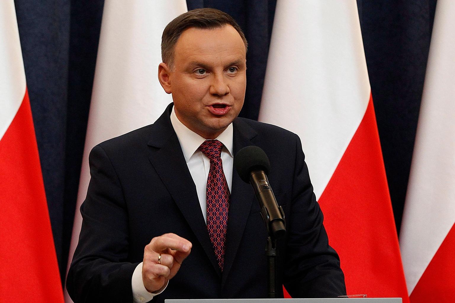 A lengyel elnök sajnálatát fejezte ki 68-as varsói zsidóüldözések miatt