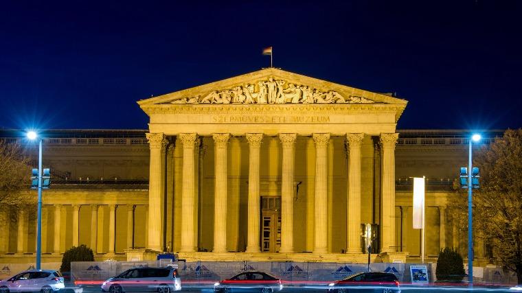 350 ezer műtárgy lesz a múzeumi a Liget Budapest restaurálási …