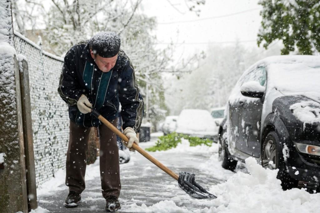 Többfelé havazik az országban: akár tíz centi is eshet