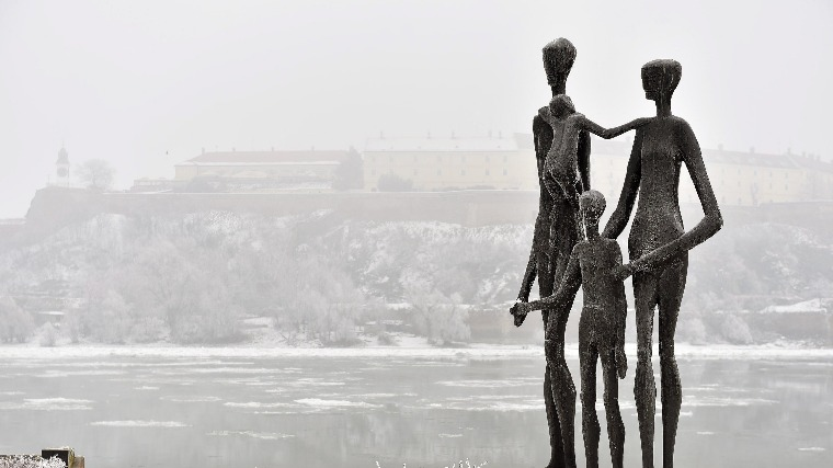 """Újvidéki """"hideg napok"""" – a belátás és a megbékélés jegyében"""