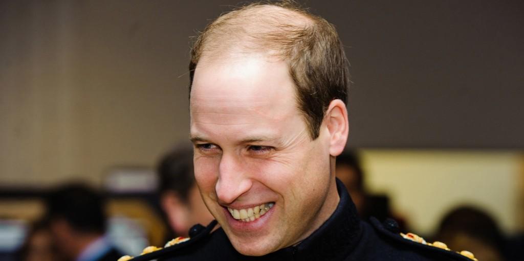 Vilmos herceg meglépte az elkerülhetetlent - leborotváltatta a fejét