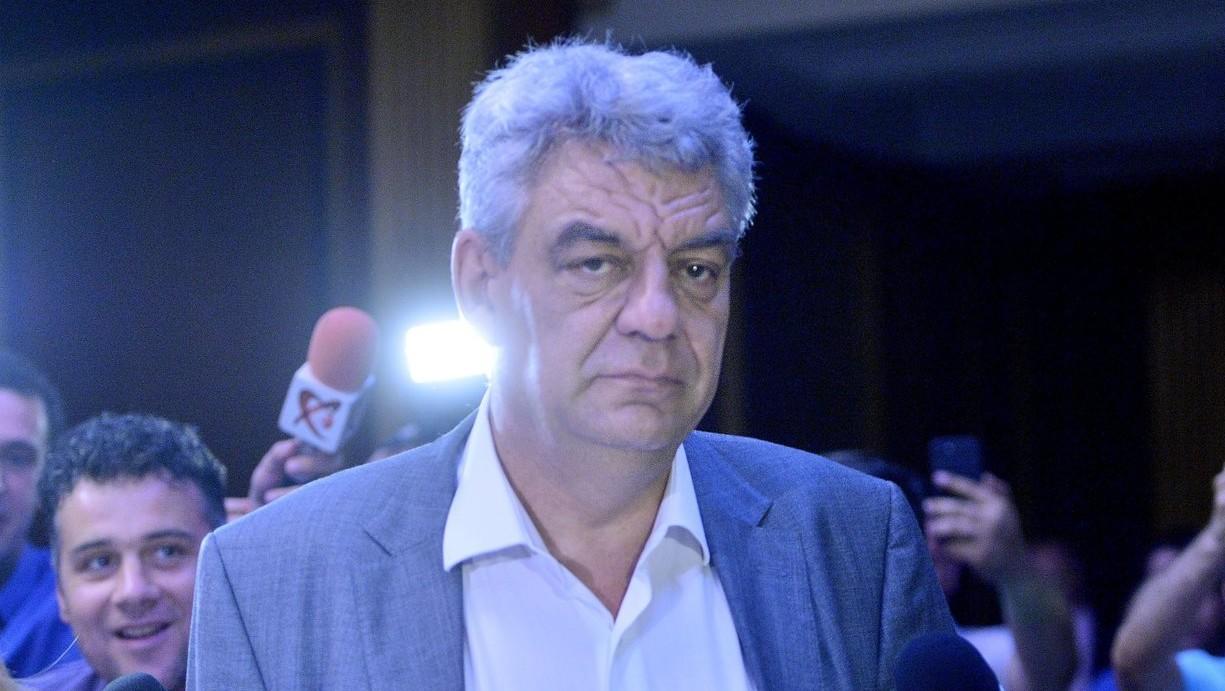 Mihai Tudose, volt román miniszterelnök (Fotó: MTI/Mediafax/Marian Ilie)