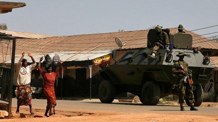 Iszlamisták támadtak rá egy nigériai falura