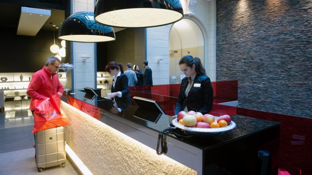 Teltház van a hazai szállodákban