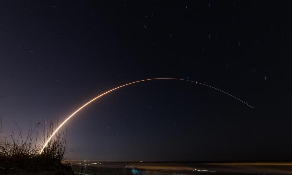 Katonai műholdat indított az Egyesült Államok