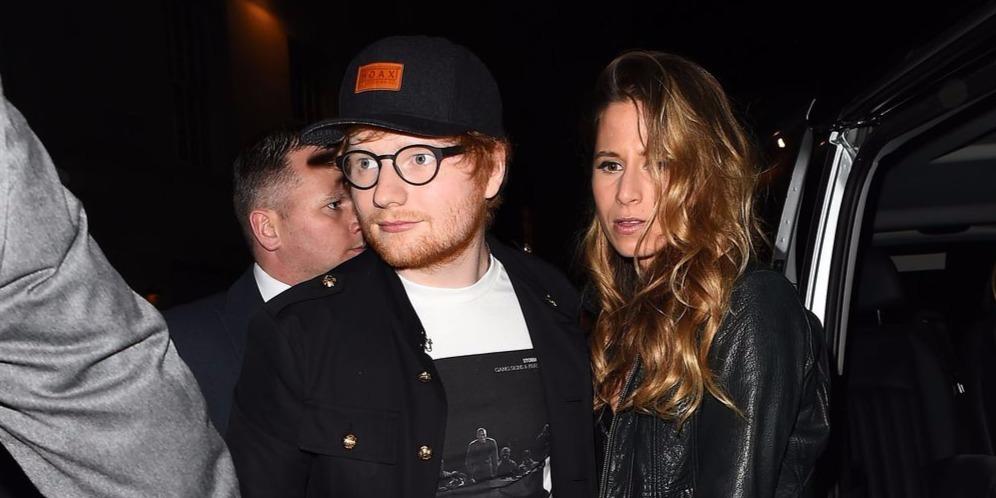 Váratlan bejelentést tett a nősülni készülő Ed Sheeran