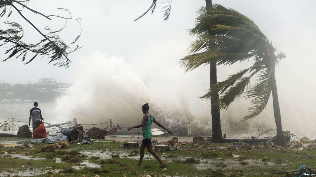 Elérte Új-Zélandot a Gita nevű ciklon