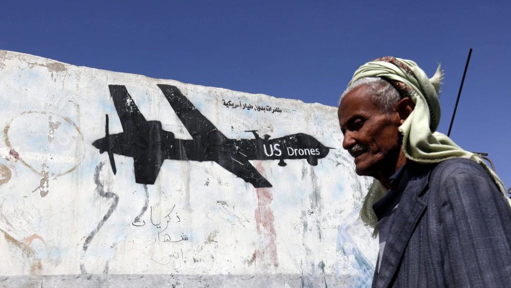 Drón csapott le két feltételezett terroristára Jemenben