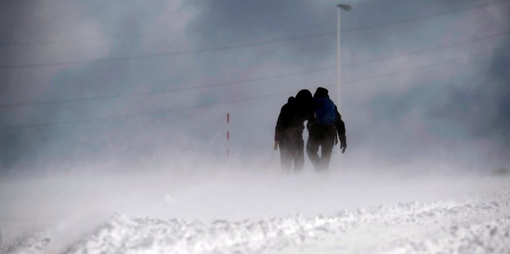 Szibéria hideg jön: az emberi szervezetet is megviselheti