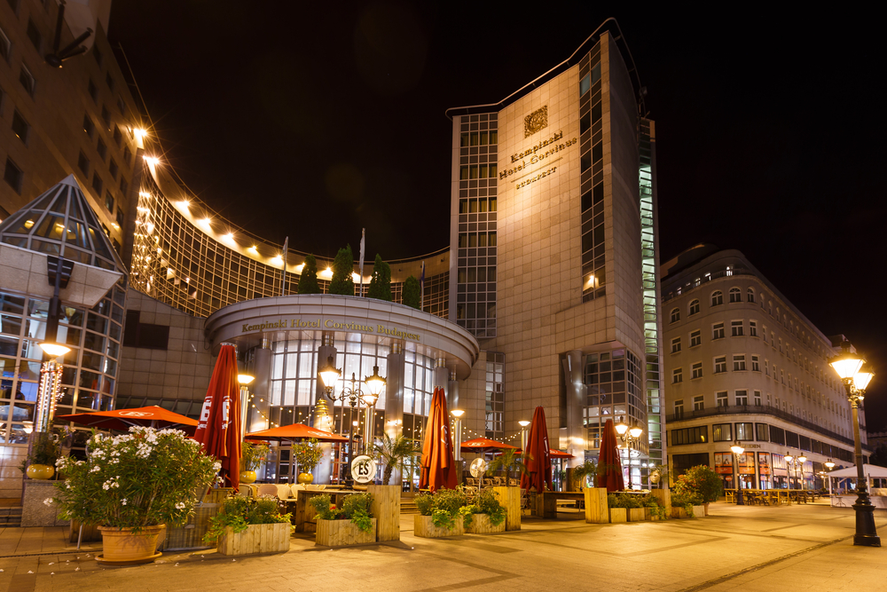 Stockphoto - szálloda - Budapest _ Kempinsky - hotel