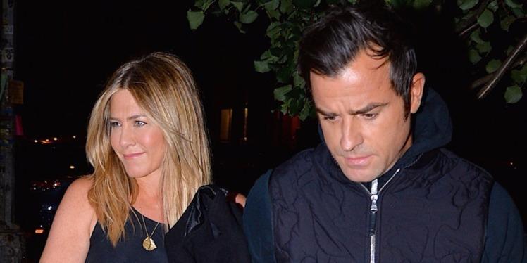 Váratlan fejlemény Jennifer Aniston és Justin Theroux válásában