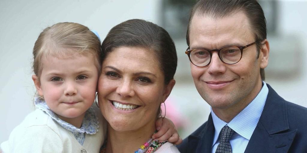 Friss fotón a svédek kedvenc kis hercege és hercegnője