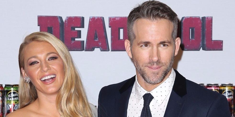 Ryan Reynolds megint a felesége kárára poénkodott
