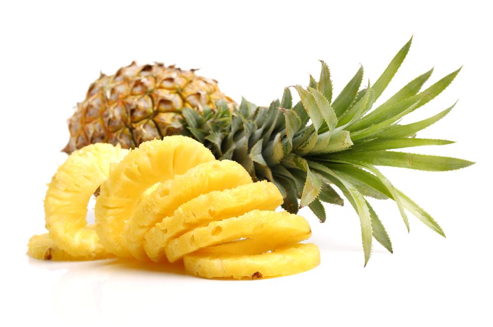 Ananász kúra. Illsuztráció: Shutterstock