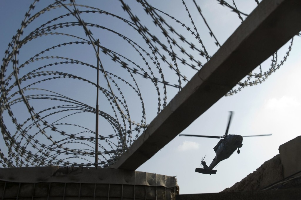 Meghalt mindene utasa az Irakban lezuhant amerikai helikopternek