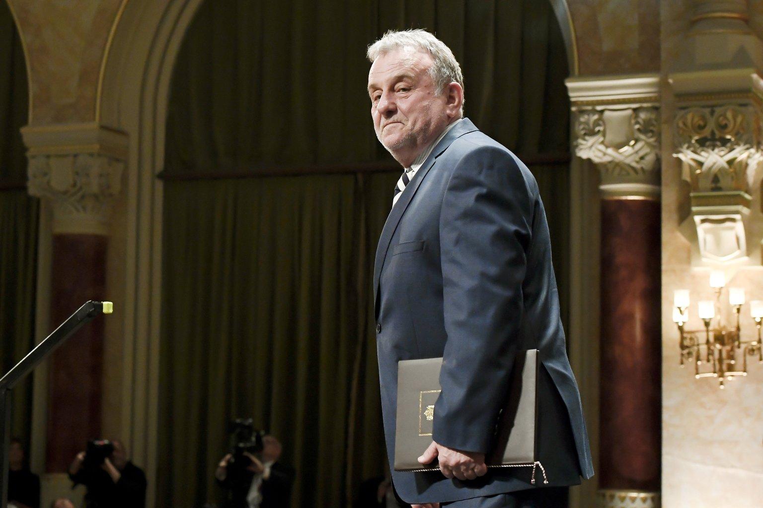 Fábry Sándor író, humorista, műsorvezető (MTI-fotó: Koszticsák Szilárd)
