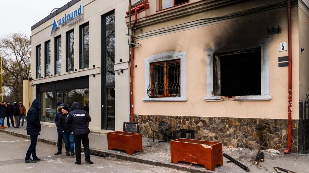Robbantásokat terveztek a KMKSZ-székház támadói Kárpátalján