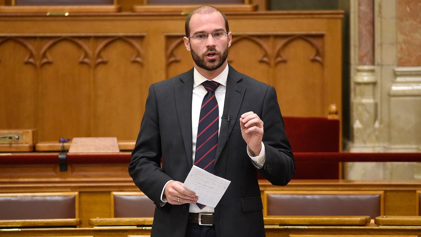 Átadták a Fidesz-KDNP levelét Izrael budapesti nagykövetének