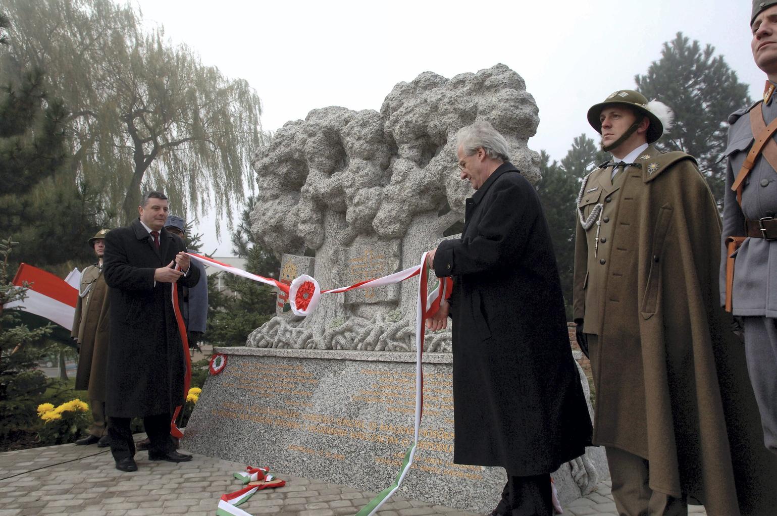 A lengyel és a magyar nép szoros barátságát ünnepeljük