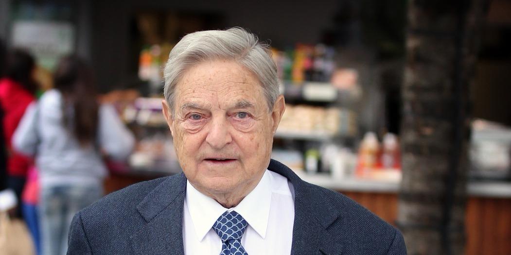 Soros György Londonban, 2011. június 22-én (Fotó: Getty Images/Bloomberg/Simon Dawson)