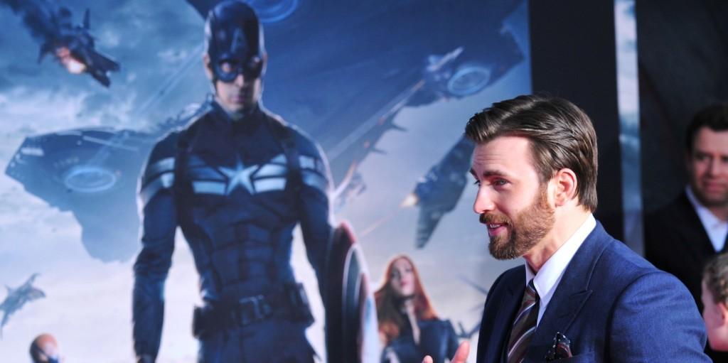 Chris Evans már nem tervez többé Amerika Kapitánnyal