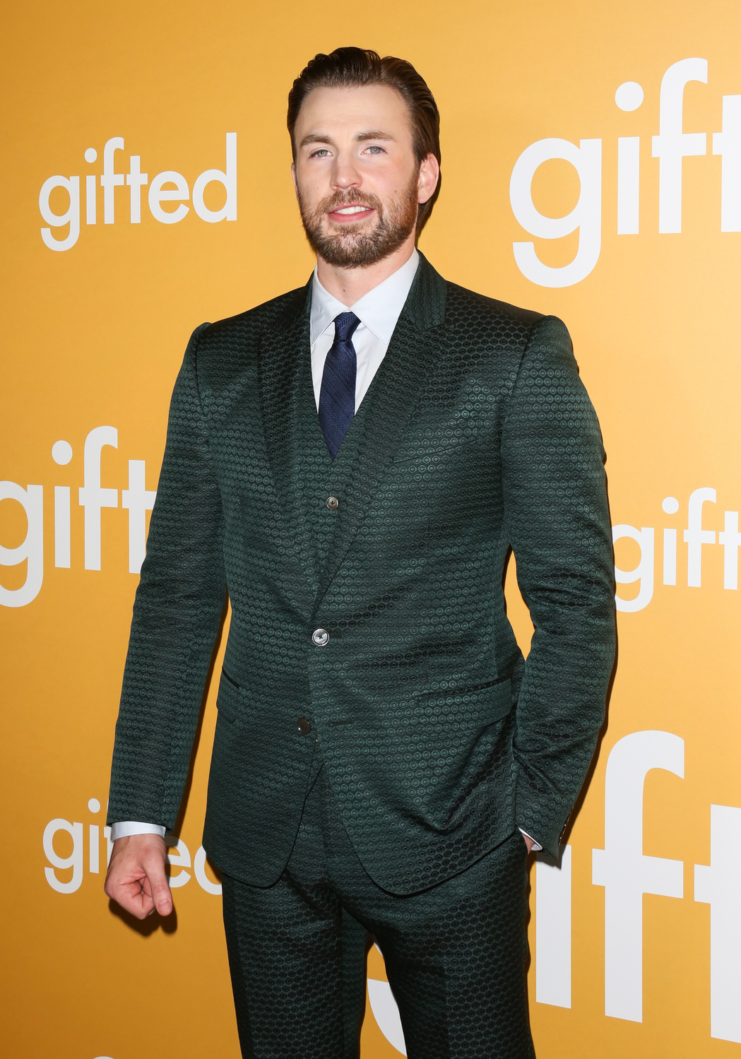 Chris Evans (Fotó: Getty Images)