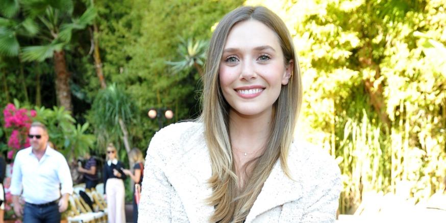 Elizabeth Olsen sem ismerte fel magát az új Bosszúállók plakátján
