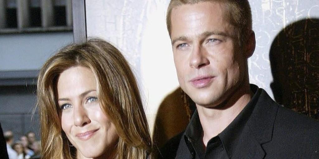 Jennifer Aniston és Brad Pitt találkoztak - ő volt a kerítőjük