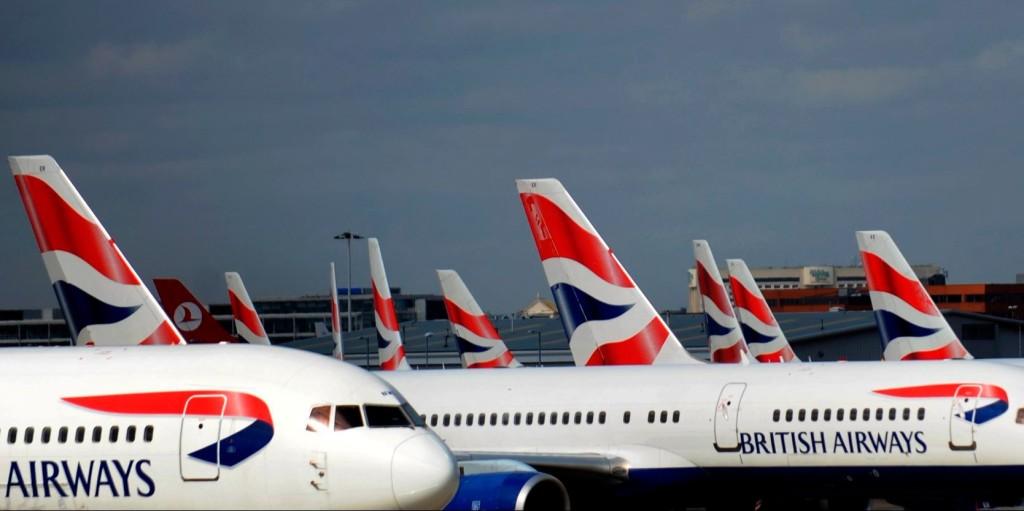 Düsseldorf helyett Edinburghban landolt a British Airways repülőgépe