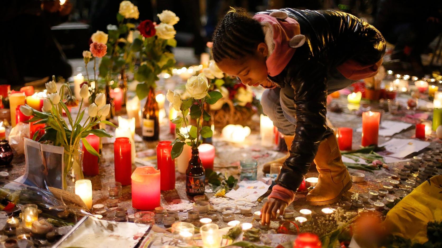 A két évvel ezelőtti terrortámadások áldozataira emlékeznek Brüsszelben