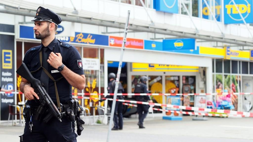 Egyre több a késes támadás Németországban