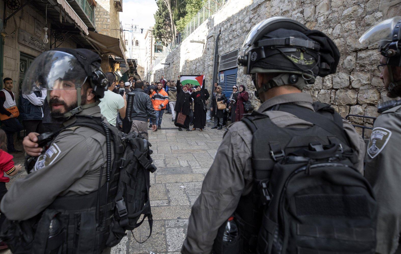 Izraeli fiatalokat gázolt el egy palesztin férfi Ciszjordániában
