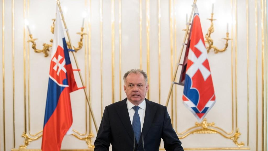 Tanúvallomást tett a szlovák államfő