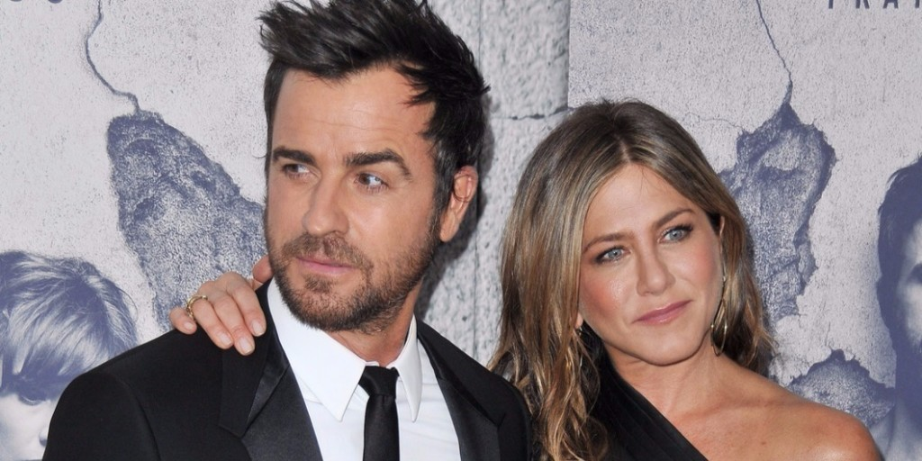 Justin Theroux egy 25 éves művészre cserélte Jennifer Anistont