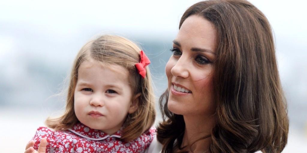 Katalin hercegné kivirulva várja harmadik csemetéjének érkezését