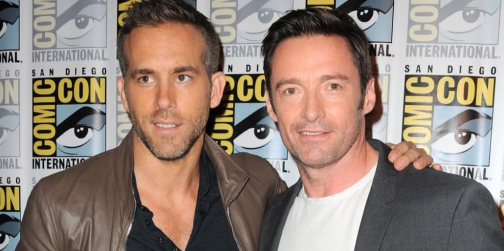 Ryan Reynolds dalra fakadt a szülinapos Hugh Jackman kedvéért