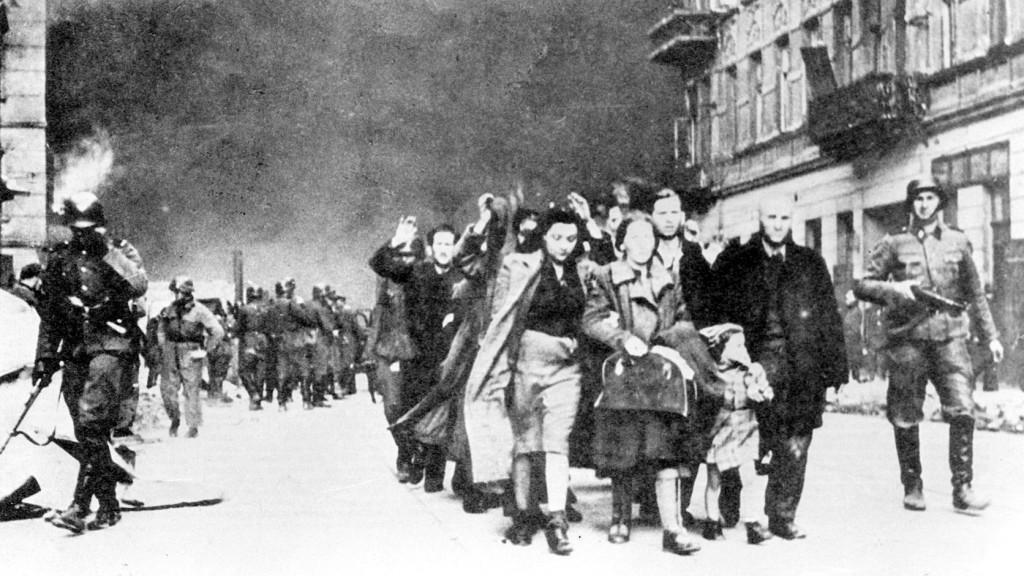 75 éve tört ki a varsói gettófelkelés