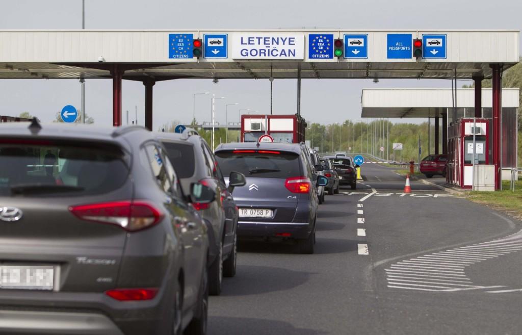 Újból forgalomba helyezik a letenyei határátkelőt