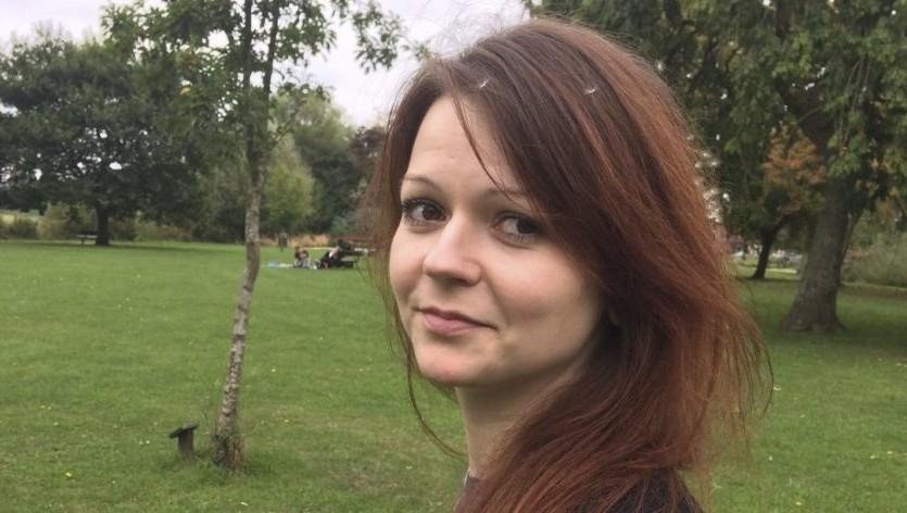 Julija Szkripal: Szerencsések vagyunk, hogy életben maradtunk