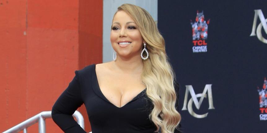 Mariah Carey ha nehezen is, de megbirkózott az időjárási elemekkel