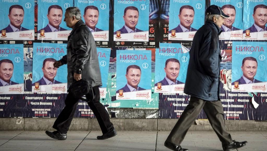 Két év börtönt kapott a volt macedón miniszterelnök