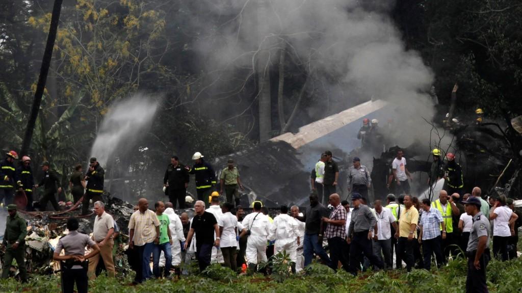 Emberi hiba okozta a kubai repülőgép katasztrófáját