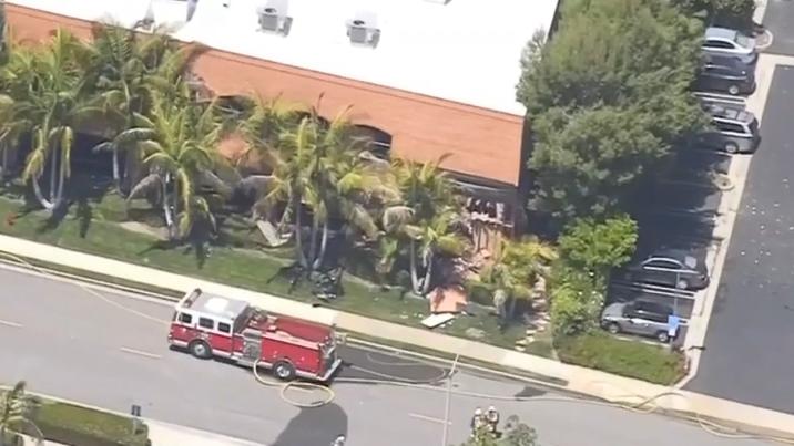 Vélhetően bomba robbant egy kaliforniai magyar kozmetikában. Forrás: M1