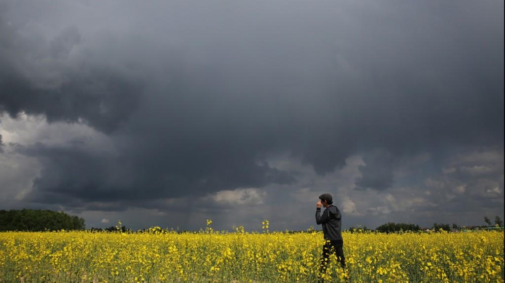 Derűre ború – változékony időjárásunk lesz a napokban