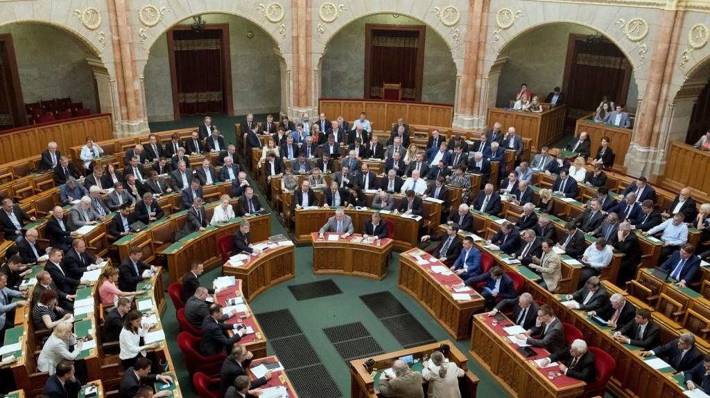 A 2019-es költségvetés és az adóváltoztatások tárgyalásával folytatja az Országgyűlés