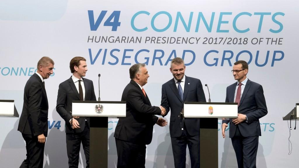 A valódi európai szolidaritás a V4-ek sajátja
