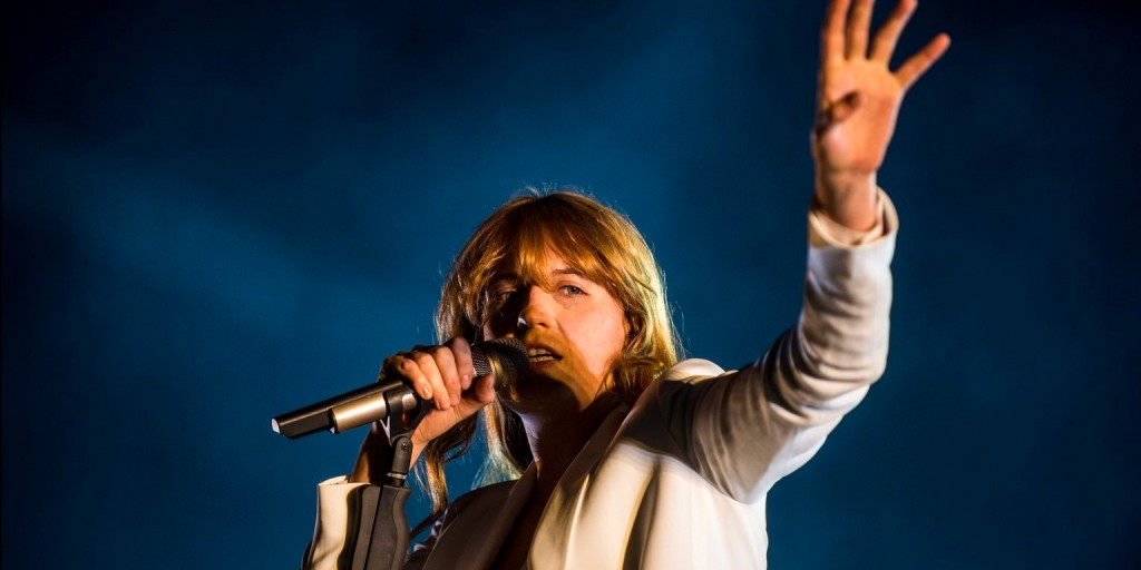 A Florence + The Machine újra a dobogó tetején